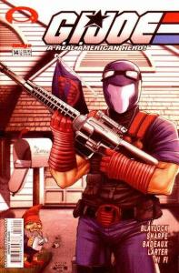 G.I. Joe (2001 series) #14, NM (Stock photo)