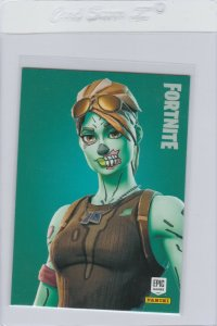 Fortnite Ghoul Trooper 214 Epic Outfit Panini 2019 trading card series 1