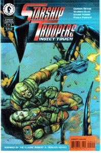 STARSHIP TROOPERS – INSECT TOUCH # 1,2,3