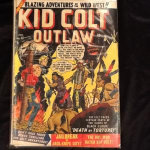Kid Colt Outlaw Collection; 16 original series (1949-) books
