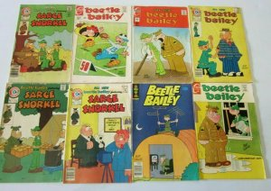 Beetle Bailey comic lot 18 different