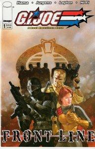 G.I. Joe – Frontline # 1,2,3,4  The Last Mission of G.I. Joe !