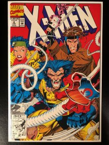 X-Men 4 - 1st Appearance of Omega Red
