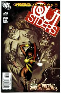 Outsiders #30 (DC, 2006) NM