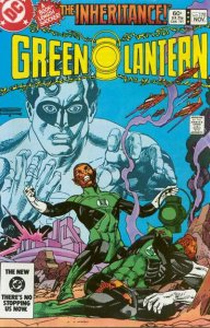 Green Lantern #170 (ungraded) 1st series / stock image ID#B-5