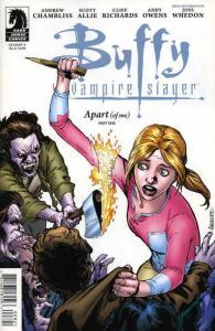 Buffy the Vampire Slayer Season 9 #8A FN; Dark Horse | save on shipping - detail