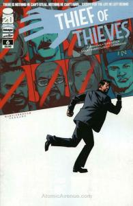 Thief of Thieves #6 VF/NM; Image | save on shipping - details inside