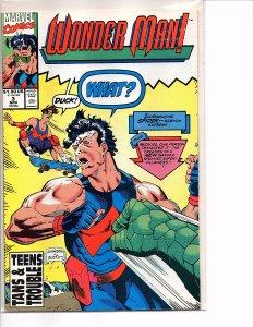 Marvel Comics Wonder Man #3 1st App. Spider & 8 NM Galactic Storm