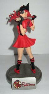 DC Bombshells BATWOMAN Away Uniform Variant Statue Ltd Edition DC Collectibles