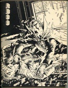 Rocket's Blast ComiCollector #126 1976-Van Hise-Dracula-Mike Zeck-Walt Kelly-VF-