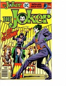 Joker (1975) #9 VF- (7.5)