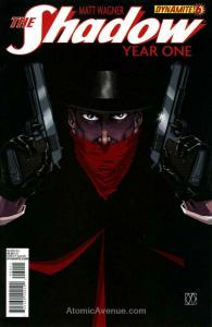Shadow, The: Year One #6A VF/NM; Dynamite | save on shipping - details inside