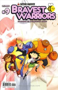 Bravest Warriors #9A VF/NM; Boom!   save on shipping - details inside