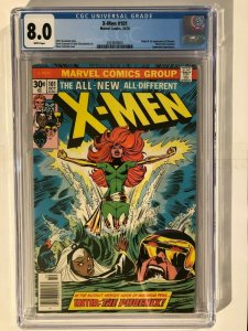 X-Men #101 - Origin and 1st Appearance of Phoenix - CGC 8.0