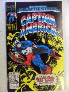 Captain America #400 (1992)