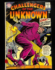 Challengers of the Unknown #36 (1964)