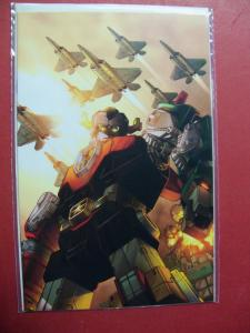 VOLTRON #7A SEAN CHEN VARIANT COVER LIMITED 1 FOR 10 (9.0 to 9.4 or better)