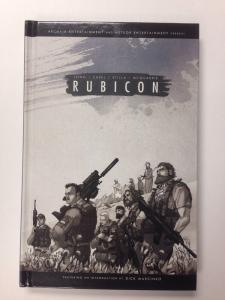 Rubicon by Dan Capel, Christopher McQuarrie and Mark Long 2013, Hardcover NM TPB
