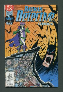 Detective Comics #617 / 8.0 VFN (JOKER)  July 1990 (B)