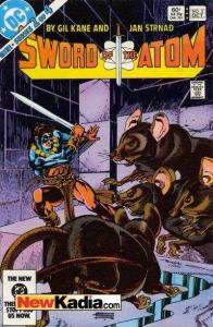 Sword of the Atom #2, VF+ (Stock photo)