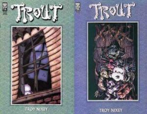 TROUT (2001 ONI) 1-2  Troy Nixey