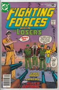 Our Fighting Forces #178 (Apr-78) VF/NM High-Grade The Losers (Capt. Storm, L...