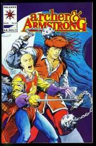 Archer and Armstrong #8 1993- 1st Ivar the Timewalker- NM-