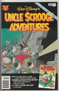 Uncle Scrooge Adventures #33 (Jul-95) NM- High-Grade Uncle Scrooge