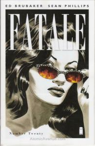 Fatale (Image) #20 VF/NM; Image | save on shipping - details inside