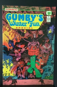 Gumby's Winter Fun Special #1 (1988)