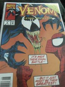 Marvel Venom #6 Lethal Protector Mint Hot