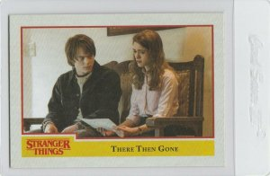 Stranger Things There Then Gone 57 Topps Netflix 2018 Season One trading card