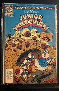 Walt Disney's Junior Woodchucks #2 (1991)