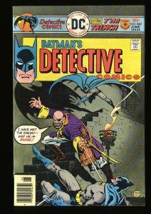 Detective Comics #460 NM 9.4