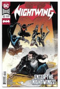Nightwing #52 Main Cvr (DC, 2019) VF/NM