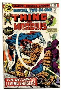 Marvel Two-In-One #15 1976- Morbius-High Grade