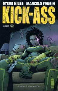 Kick-Ass (2nd Series) #8A VF/NM; Image | save on shipping - details inside