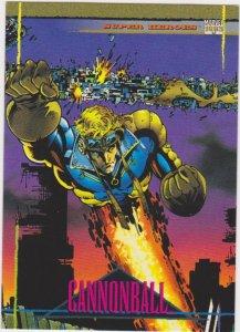 1993 Marvel Universe #29 Cannonball