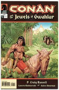 CONAN ; Jewels of GWAHLUR #1 2 3, NM+, Craig Russell, Sword, more in store