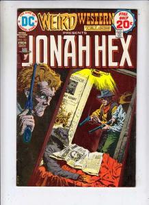 Weird Western Tales #23 (Aug-74) VF/NM High-Grade Jonah Hex