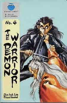 Demon Warrior, The #4 VF/NM; Eastern | save on shipping - details inside