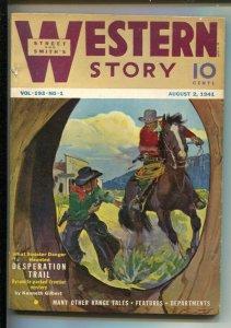 Western Story 8/2/1941-Street & Smith-H.W. Scott cover-Pulp fiction-Peter Daw...