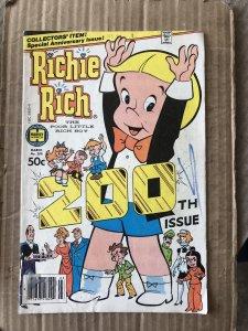 Richie Rich #200 (1981)