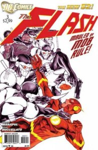 The Flash #3 (VF/NM) 2011 DC Comics ID#000