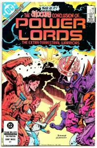 Power Lords #3 (DC, 1984) VF/NM