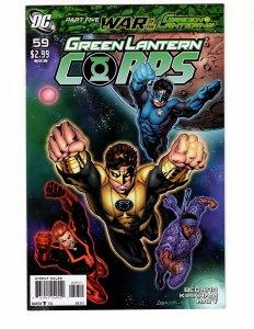 Green Lantern Corps #59 (NM) ID#SBX3