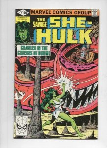 SHE-HULK #5, FN/FN, Breaking Point, 1980, more Marvel and She-Hulk in store