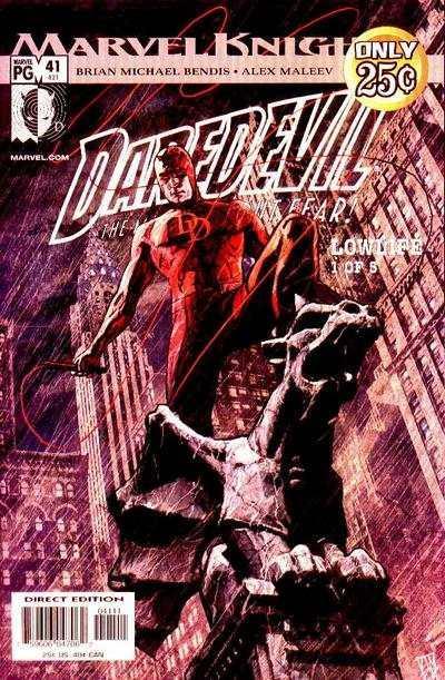 Daredevil (1998 series) #41, NM + (Stock photo)