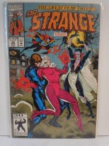 Doctor Strange: Sorcerer Supreme  #39