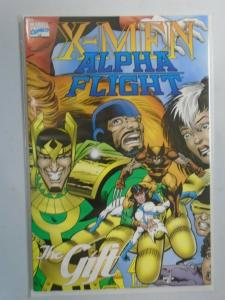 X-Men/Alpha Flight The Gift TPB #1 6.0/FN (1998)